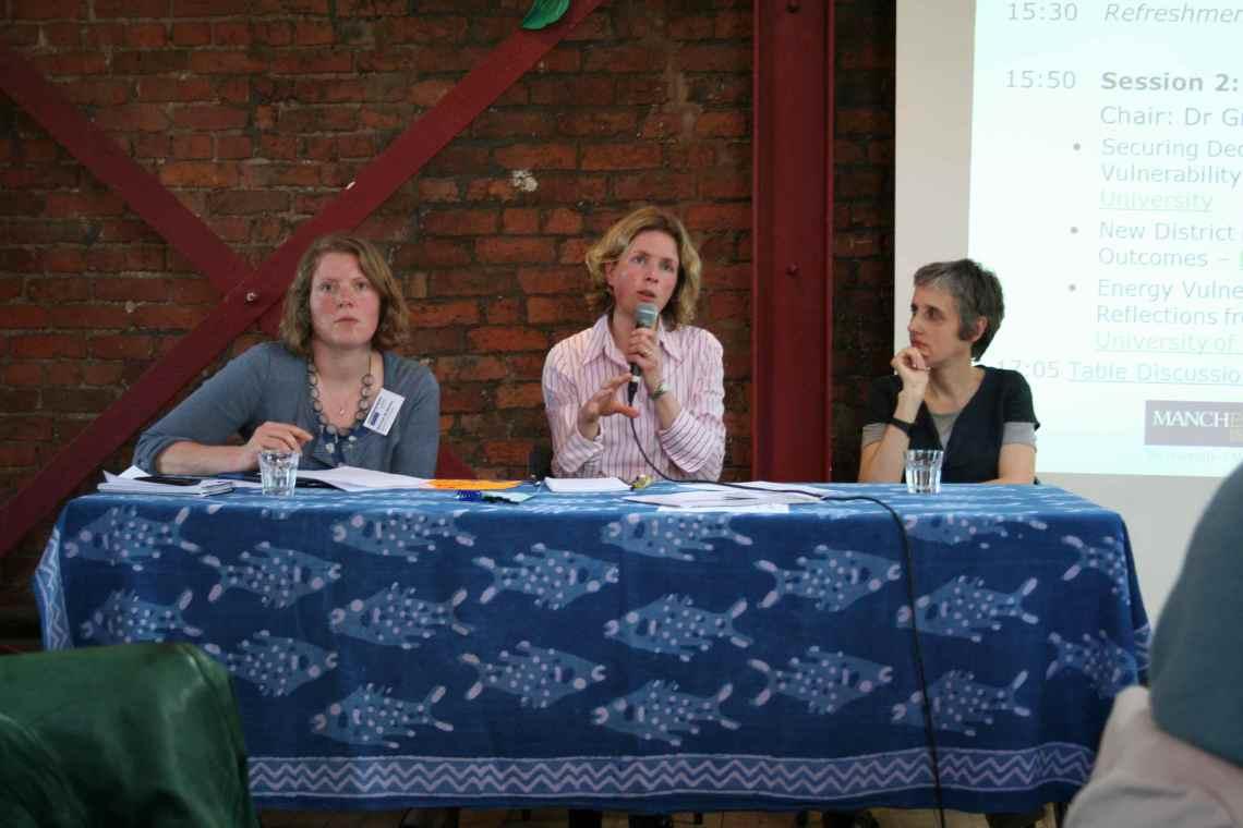 The second colloquium session