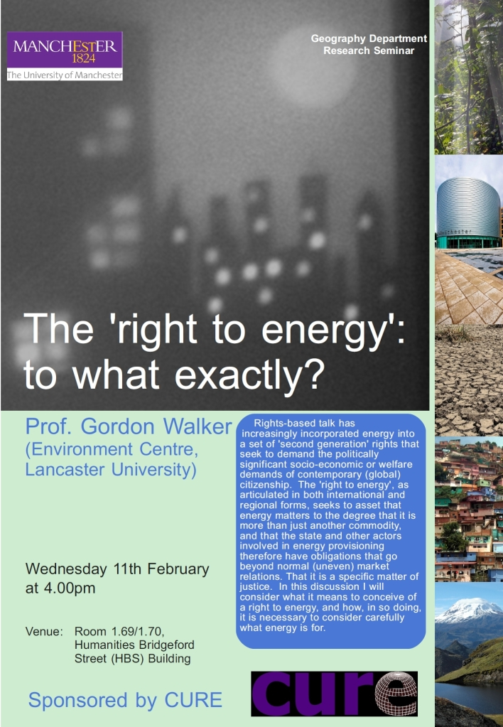 Geography_Research_seminar_Gordon_Walker