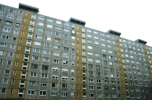 Apartment blocks in District XIX (photo by Sergio Tirado Herrero)
